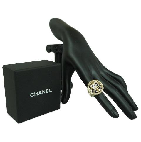 CHANEL シャネル タイムレスクラシック 指輪 リング シグネットリング