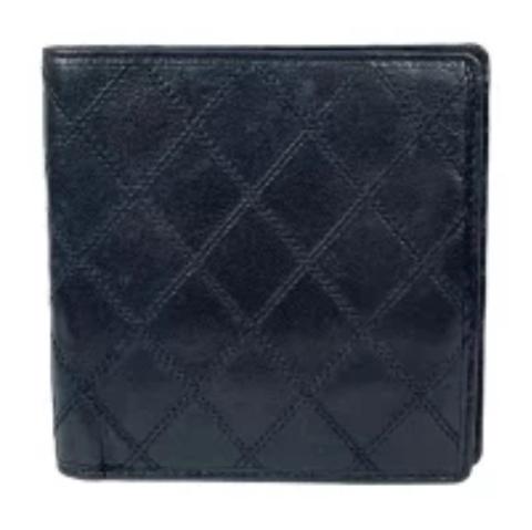 CHANEL シャネル コスモスライン 二つ折り財布