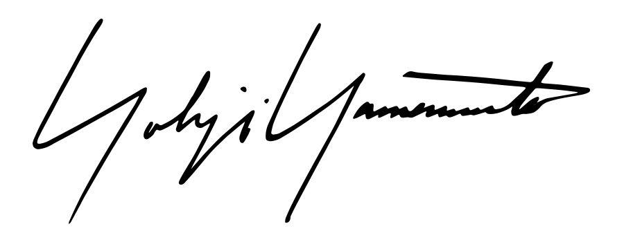 Yohji Yamamoto(ヨウジヤマモト)