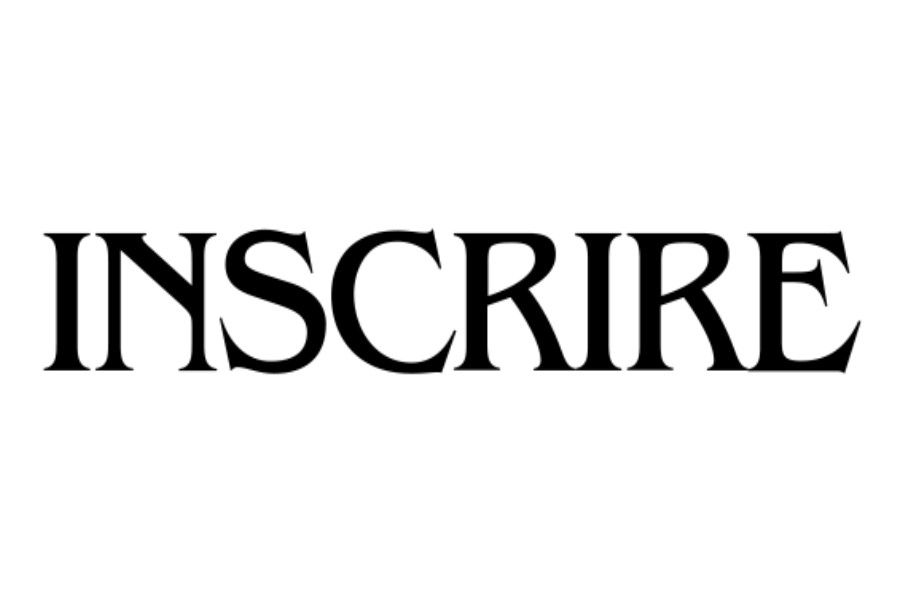 INSCRIRE(アンスクリア)