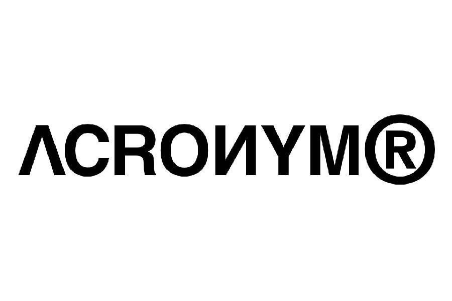 ACRONYM(アクロニウム)