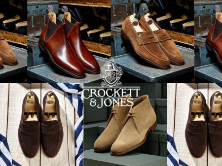 Crockett&Jones(クロケット&ジョーンズ)